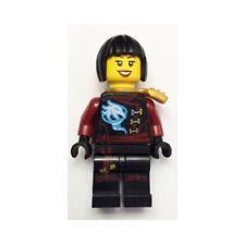 LEGO 70592 - Ninjago - Nya - Skybound, Black Bob, Hair - Mini Fig / Mini Figure