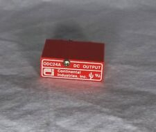 Continental Industries ODC24A I/O Module Relay