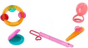 Fisher price little mommy Let's Make Music Musical instruments toy replacements