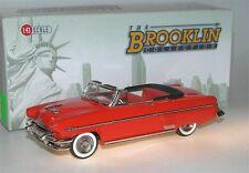 Brooklin BRK 162, 1954 Mercury Monterey Convertible, bittersweet (rot), 1/43