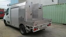 RENAULT MASTER UTE BACK TRAY FORD TRANSIT DAILY DUCATO SPRINTER