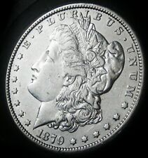1879-O MORGAN SILVER DOLLAR - ALMOST UNCIRCULATED - FAST COIN DELIVERY!