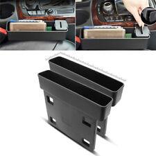 Car Seat Gap Catcher Storage Box Organizer Coin Console Side Pocket In ff