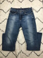 Lucky Brand 136 Jeans Women's Size 8 Peanut Pant Mid Rise Stone Wash Flare Sz 8