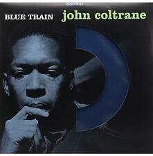 "John Coltrane ""Blue Train"" 180g On BLUE Vinyl LP Record (New & Sealed)"