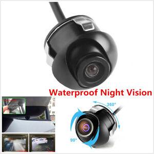 360° Car Rear Front Side View Camera Reversing Backup Camera Night Vision CCD