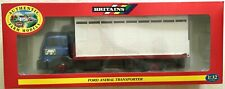 BRITAINS Diecast FORD ANIMAL TRANSPORTER LORRY 9580 New Box 1:32 ERTL 2001