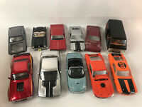 1/24 Diecast Body Lot 11 Jada Maisto And Others BODIES ONLY