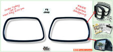 Jeep Grand Cherokee OVERLAND SPORT UTILITY Mirror Guards fit 2005-2010