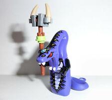 1648 Lego Figur Tier Schlange Grün 2 Stück