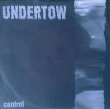 """UNDERTOW - DELUSION, CONTROL, NOOSE, 1623 - OVERKILL 7"""" EP + PICTURE SLEEVE"""