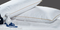 TWIN PACK LUXURY GOOSE FEATHER AND DOWN PILLOWS ****TOP QUALITY****