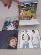 Lot of 4 CD Music J Pop Japan. Kinki Kids, Feel Me. K Pop Korea Lee Seung Hwan