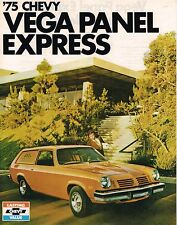 1975 Chevy VEGA PANEL EXPRESS Brochure Sheet