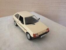 DIE CAST Modellino auto vintage scala 1:43 Zaz 1102 Tavria