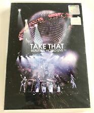 Take That - Beautiful World Live (Concert) ~ 2-DVD SET ~ All Region ~ Free Ship