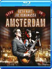 JOE BONAMASSA/ BETH HART - LIVE IN AMSTERDAM  BLU-RAY NEW+