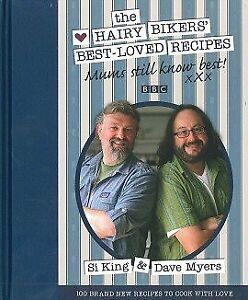 BBC The Hairy Bikers Best Loved Recipes, Mums Still Know Best by Si King & Dave