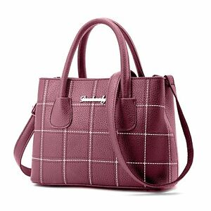 Trendy Women Handbag Shoulder Bag Tote Purse Leather Messenger Hobo Bag Satchel