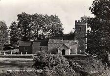 Vintage Postcard, Oare Church of' 'Lorna Doone', Unposted