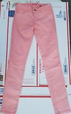 GUESS Pink High Rise Brittney Skinny Legs Jeans size 25