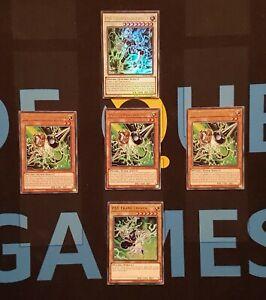 PSY-Framegear Bundle - 5 Cards - 3 Gamma + 1 Driver + 1 Omega TOCH + DUOV YuGiOh