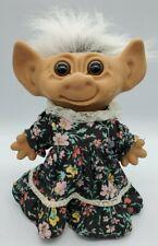 """Troll Dolls GRANDMA/GRANNY 8"""" Uneedadollinc."""