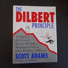 The Dilbert Principle Scott Adams h/c