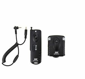 JJC Wireless Remote Switch Shutter Cord re. DMW-RS1/RSL1 for Panasonic GH5 S1H