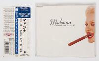 MADONNA DEEPER AND DEEPER Japan Maxi CD Collectors Series WPCR-1511 1997 w/Obi