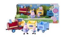 Peppa Pig 92601 Grandpa Train Toy Free Shipping