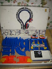 Vintage Up-down Change Around Roller Coaster Tomy With Box 1981 Very Rare