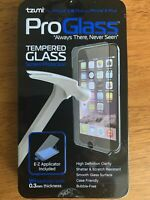 Tzumi ProGlass for iPhone 6 Plus 6S Plus Tempered Glass Protector USA SELLER