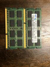 Samsung 8GB 2x4GB SO-DIMM DDR3 Memory (M471B5273DH0-CH9)
