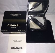 NIB CHANEL Limited VHTF Gemstones Lips Eyes Cheeks Face Highlighter Compact New