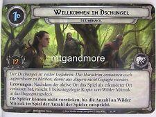 Lord of the Rings LCG - #026 Willkommen im Dschungel - Die Mumakil
