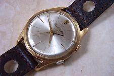 Ein Paul Buhre Manual Wind Alarm Armbanduhr C. frühen sechziger Jahren