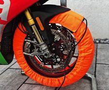 Superbike Pro Reifenwärmer Tire Warmers Vorn 120 Hinten 180-200 Neu