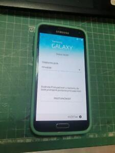 Samsung Galaxy S5 SM-G900F - 16GB - Charcoal Black - Unlocked