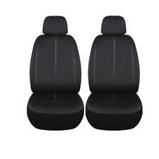 High Qulity Black Car Front 5-Seat Car Covers Automotive Car Interior Accessory