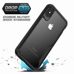 For Apple iPhone XR Xs Max X 8 7 Plus 6 Se 2020 Case Cover Thin Tough Phone