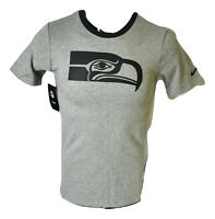 Nike Mens NFL Seattle Seahawks Football Athletic Cut Shirt NWT S, XL