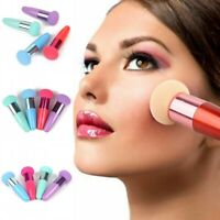 Cute Makeup Foundation Sponge Blending Puff  Powder Smooth Beauty Kit