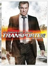 Transporter: Series Season 1 DVD