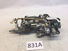 02-10 LEXUS SC430 STEERING COLUMN FLEX SHAFT RACK W/ IGNITION UNIT OEM 831A I