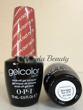 Gelcolor-Soak Off Gel Nail Polish-opi Schnapps Out Of It- GC G22 - 0.5oz/15ml