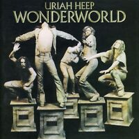 Uriah Heep - Wonderworld [New CD] Bonus Tracks, Deluxe Ed, Expanded Version, Rms