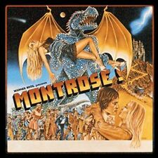 Warner Brothers Presents...MONTROSE by Montrose (CD 2002) Ronnie Montrose