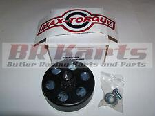 """16T, #35 3/4"""" Bore, Max-Torque Box Stock/Clone Go Kart Racing Clutch,"""