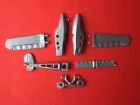 1976  EU Flugzeug SQUIRRELL FALKE  unbebaut Teile am Steg!